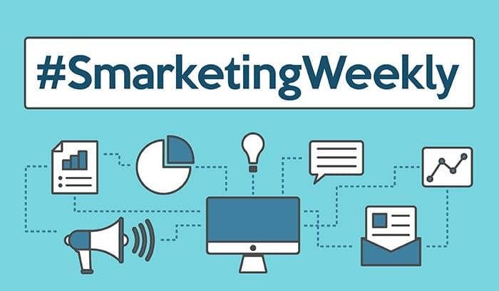 "#SmarketingWeekly: Influencer Marketing, Sales Emails, The ""Feed Mindset,"" & More"