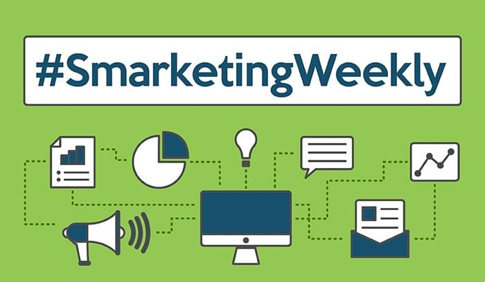 #SmarketingWeekly: Top Stories on Branding, Social Lead Gen, and the IT Spending Bubble