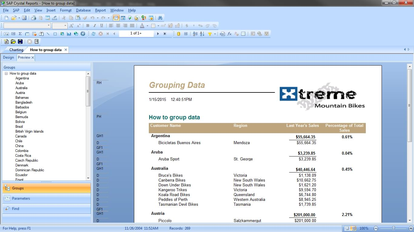 sap crystal reports reviews