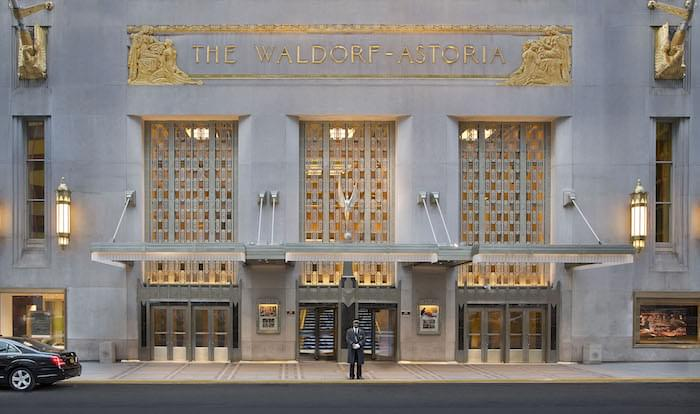 waldorf astoria, site of the digital publishing innovation summit