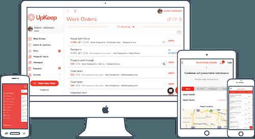 UpKeep CMMS Reviews | TechnologyAdvice