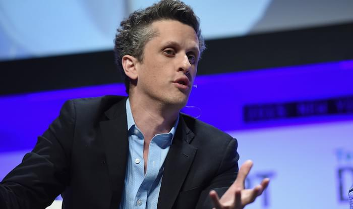 Box Relay: Aaron Levie