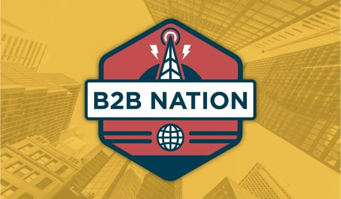 B2B Nation: Rob Jeppsen talks Enterprise Sales at Revenue Summit