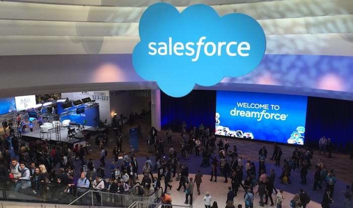 Salesforce acquires Krux