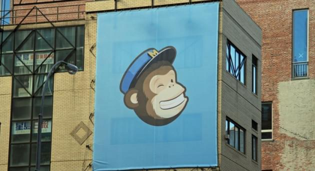 mailchimp billboard
