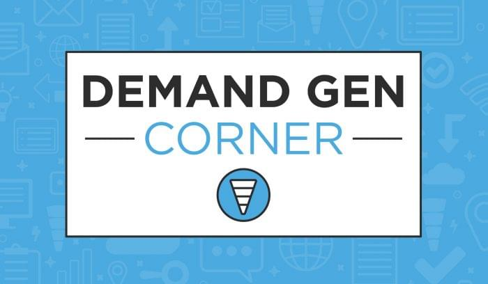 Demand Gen Corner Ch. 2: Account-Based Marketing