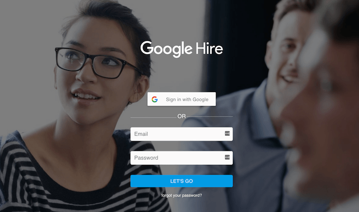 Google Hire Release