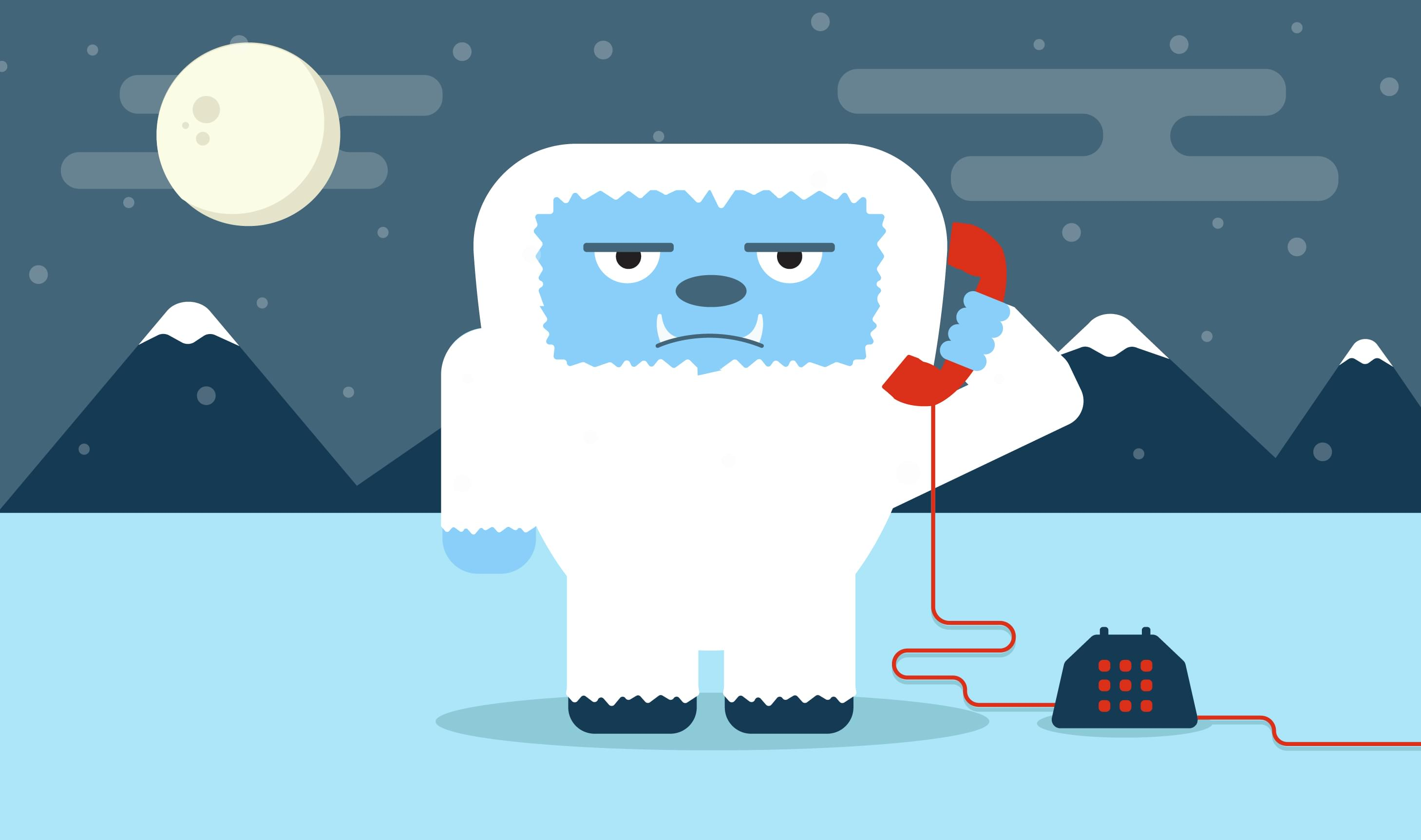 Going Cold Turkey on Cold Calling Scripts