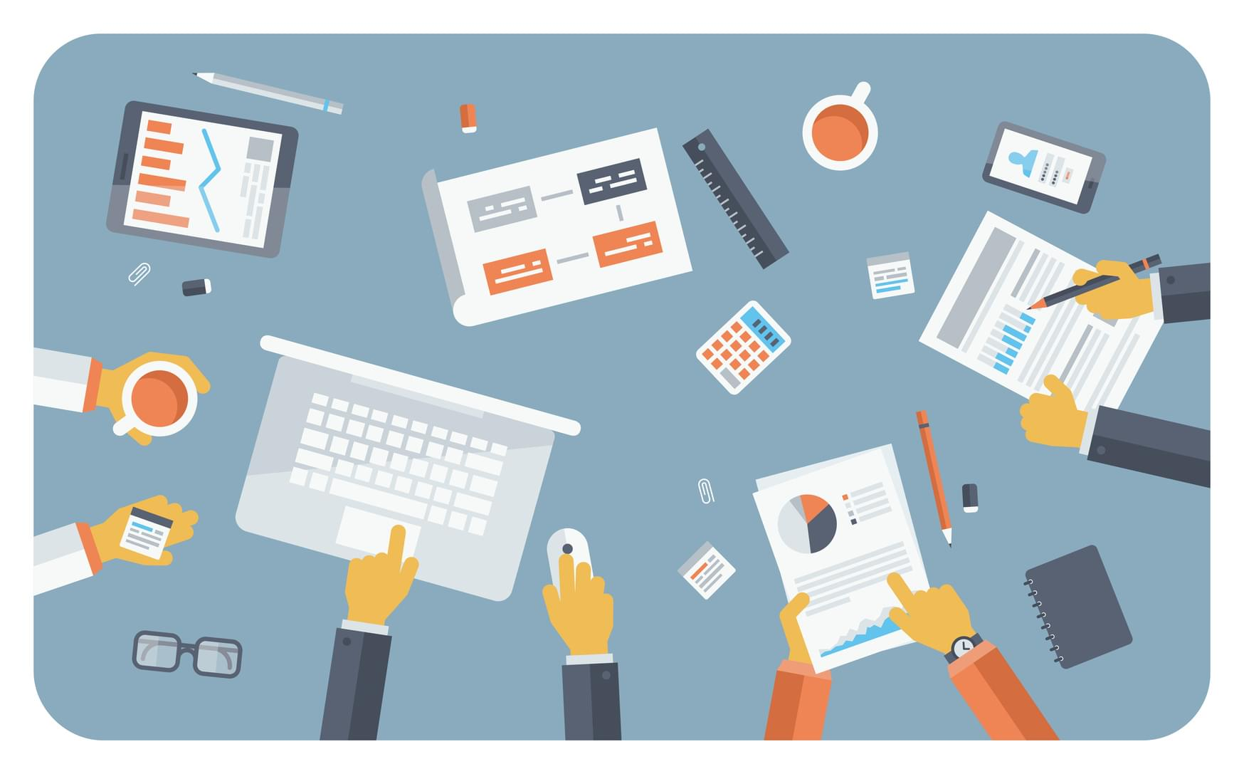 Project Management: Three Key Project Management Strategies For Big Companies