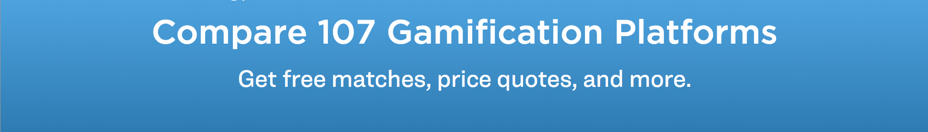 the best gamification software