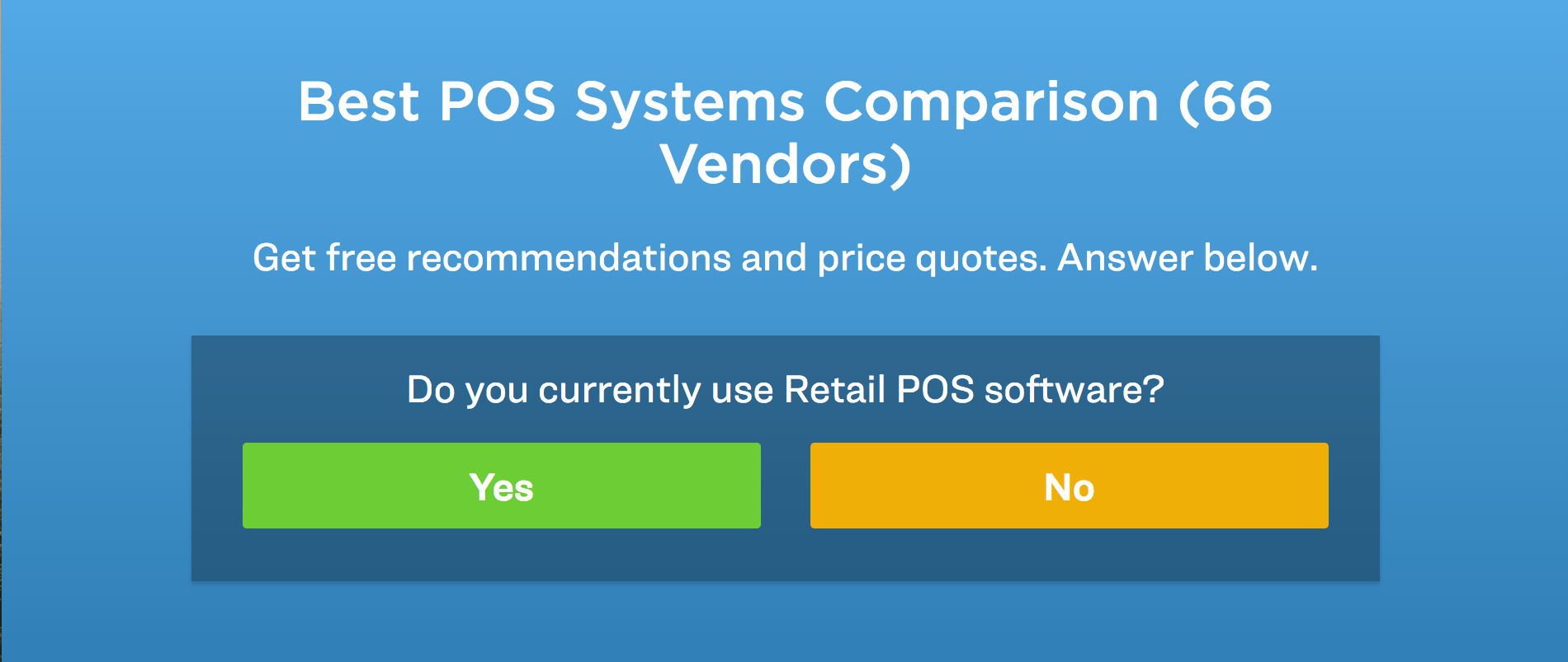 choose the best retail pos software