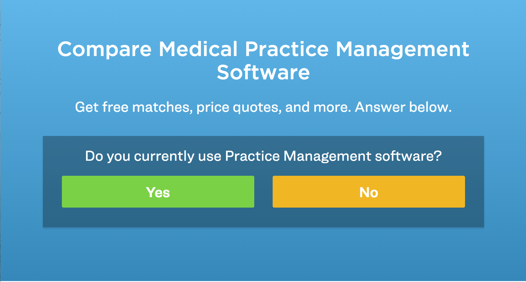 Choose your next practice management tool