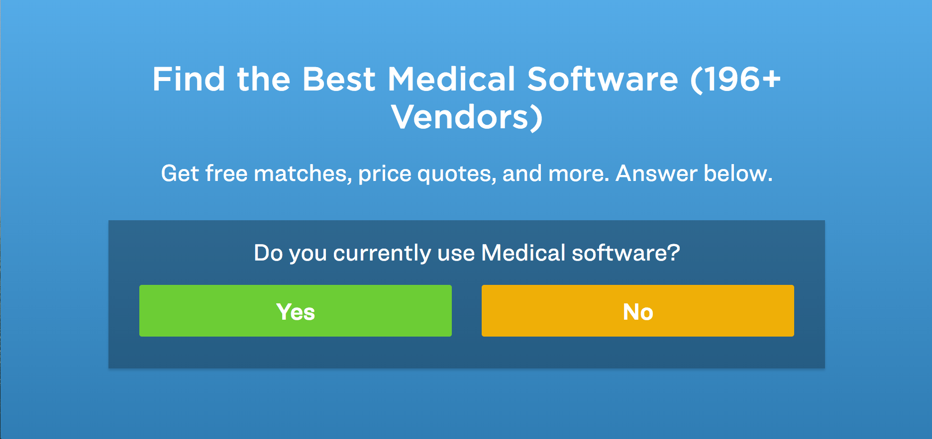 choose the best medical software