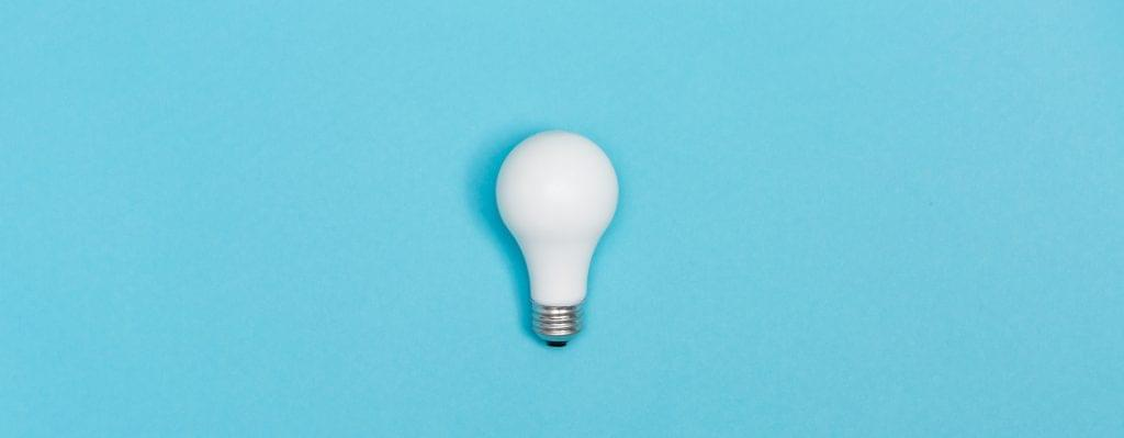 Innovation Lightbulb