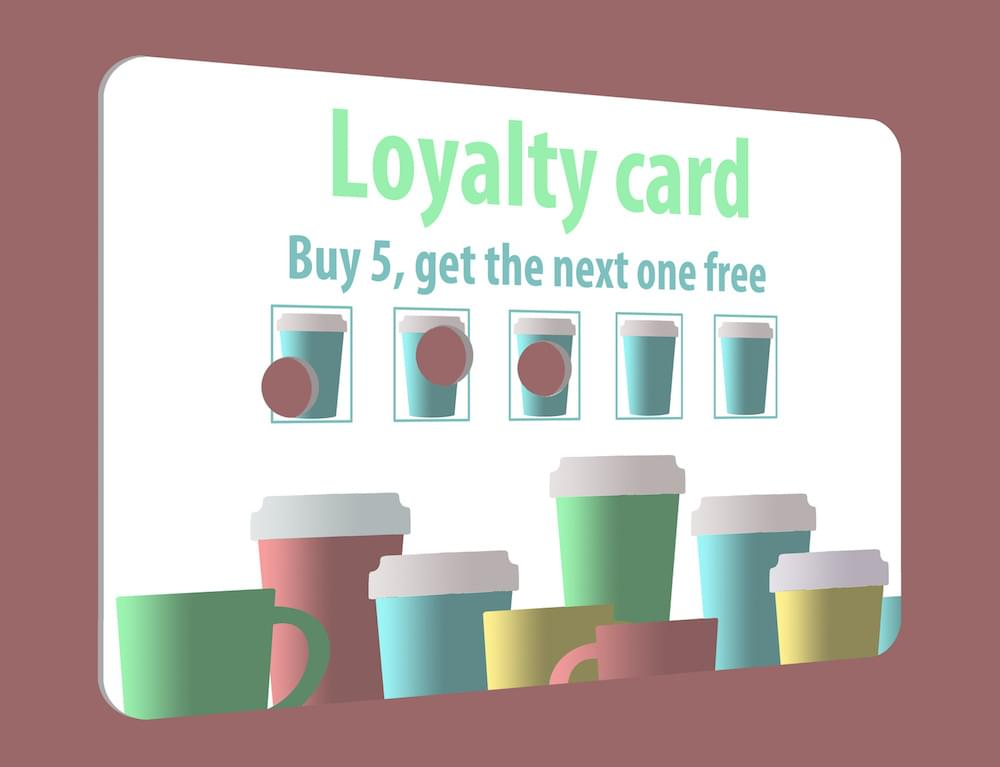 Customer Loyalty Card