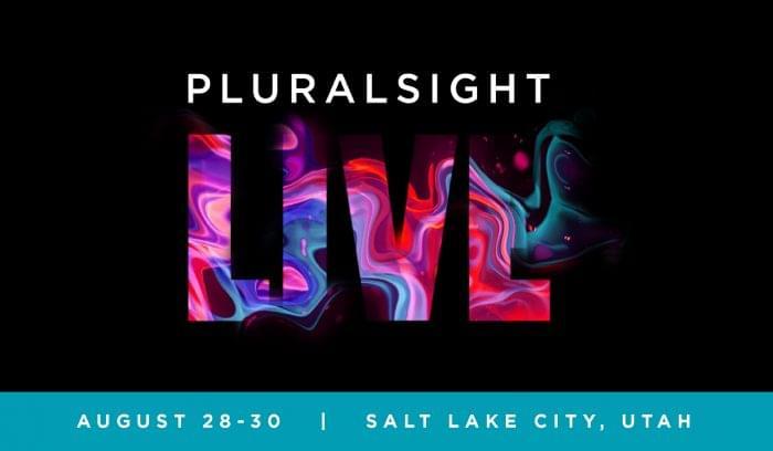 Pluralsight LIVE conference
