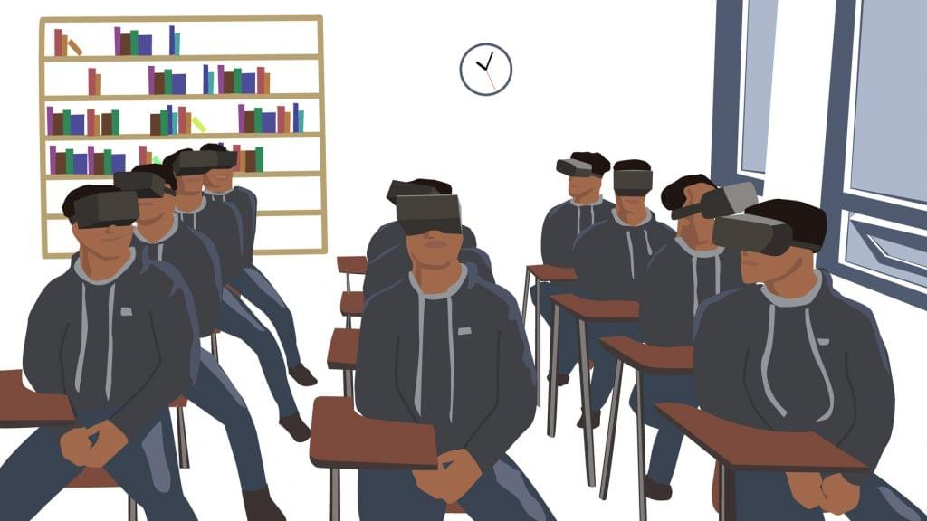 Virtual reality and eLearning