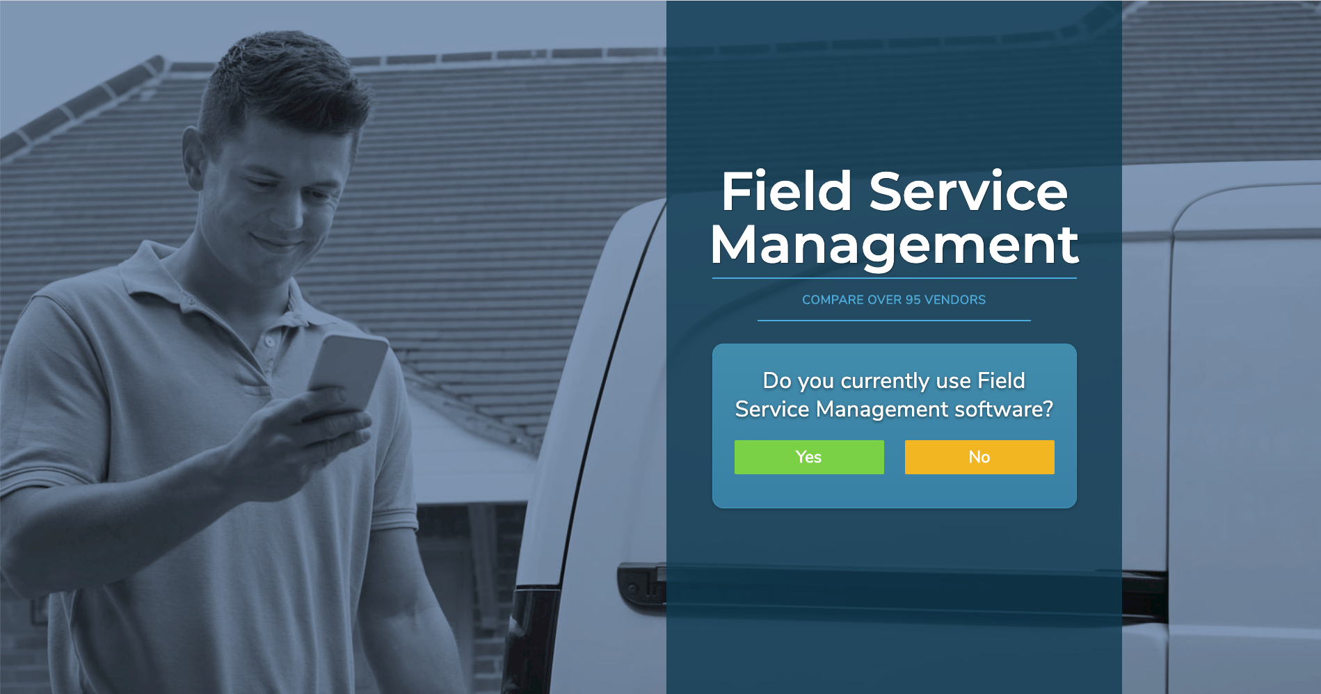 find the best field service software