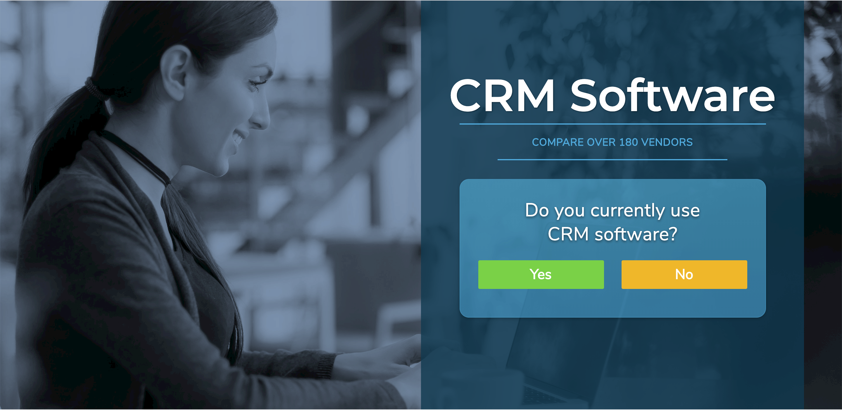 click to get crm recommendations