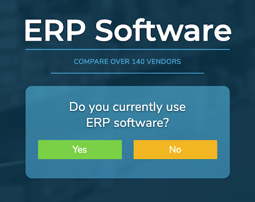 get erp software recommendations