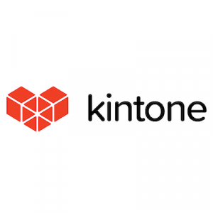 The Kintone logo.