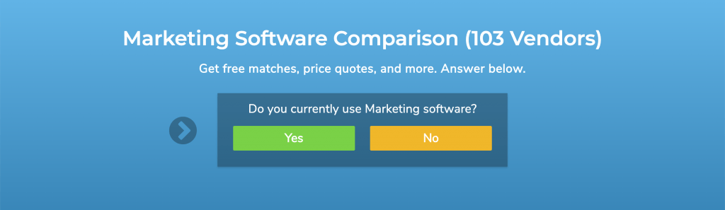 compare the best marketing software