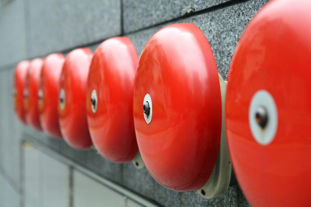 Learn when to sound the alarm for cybersecurity
