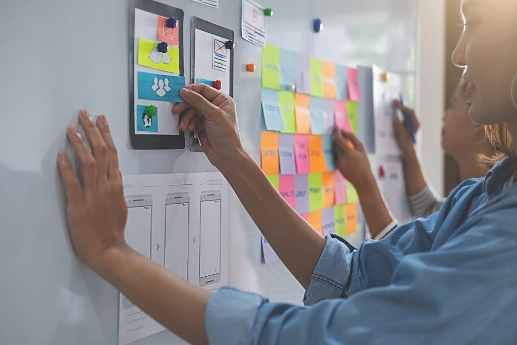 Don't manage projects like this Use a project management software instead.