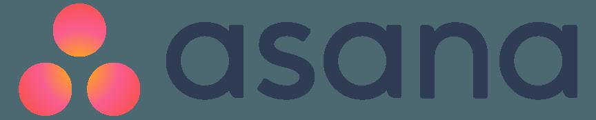 Logo for Asana.