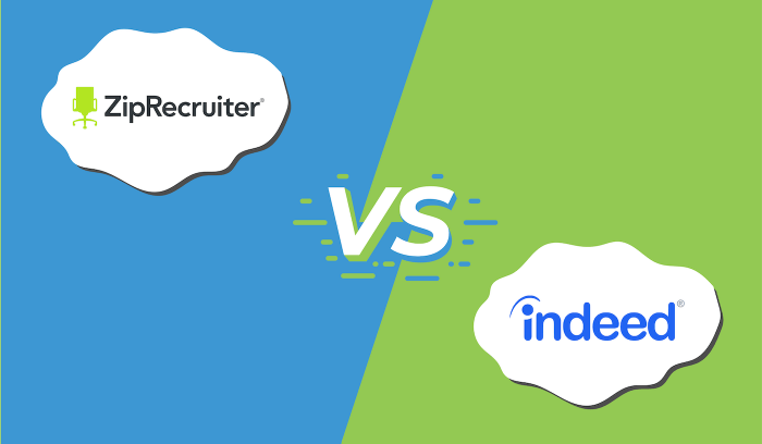 ZipRecruiter vs. Indeed: What's The Difference And How Are They Priced?