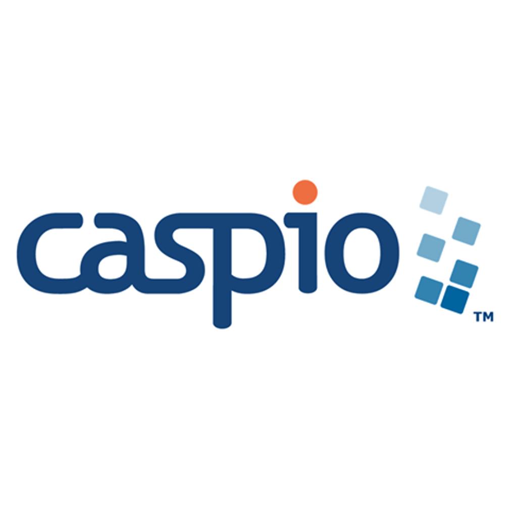 Official logo for Caspio.