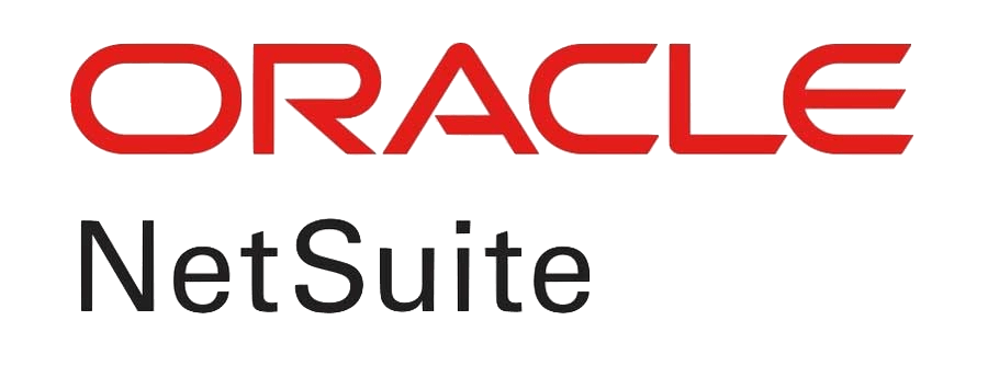 Official logo for Oracle NetSuite.