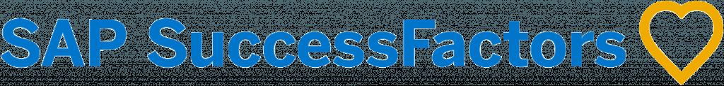 Official logo for SAP SuccessFactors.