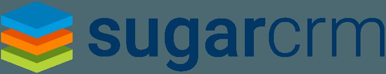 SugarCRM logo.