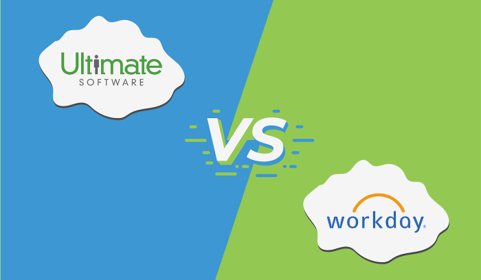 UltiPro vs. Workday: HCM Software For Global Companies