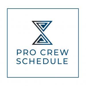 Pro Crew Schedule Reviews