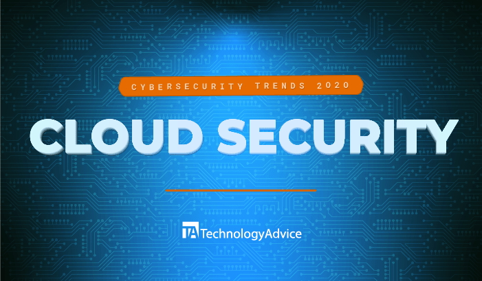 cybersecurity trends 2020 cloud security.