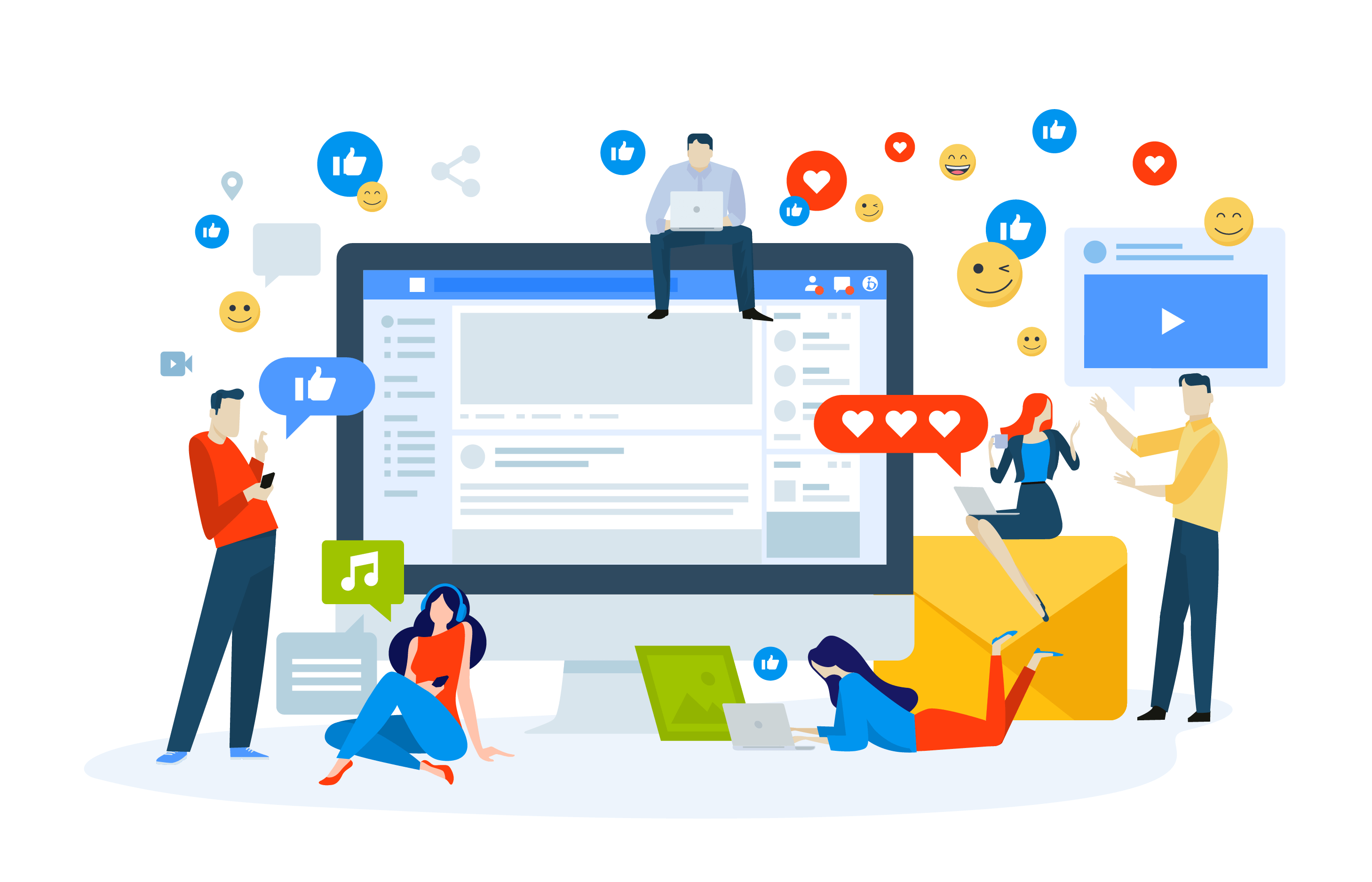 build communities online to replace your events.
