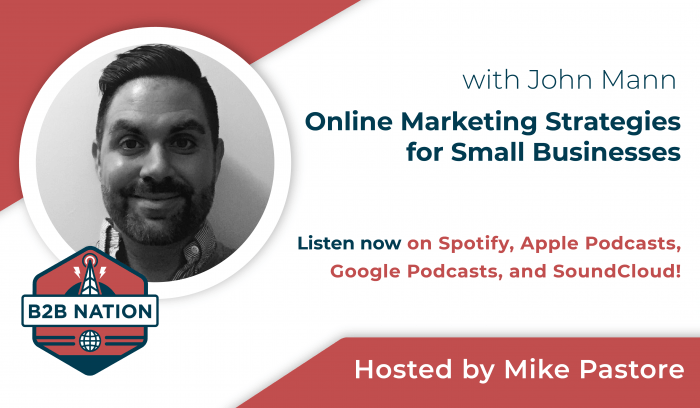 Podcast: Digital Marketing Strategies for Small Businesses