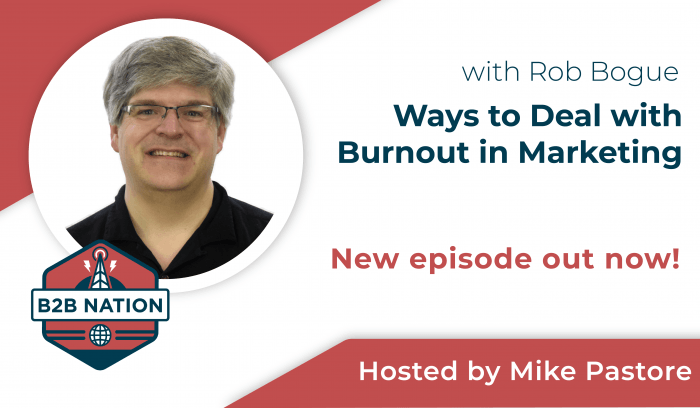 Ways to Deal with Burnout in Marketing