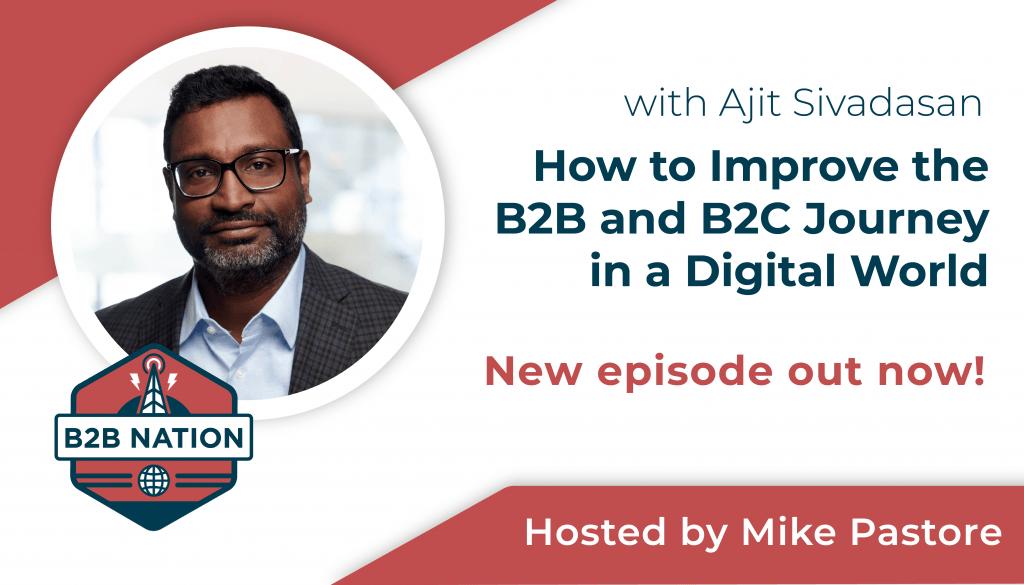 Improve B2B and B2C buyer journeys.