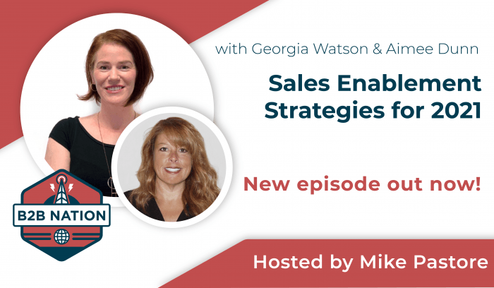 Sales Enablement Strategies for 2021
