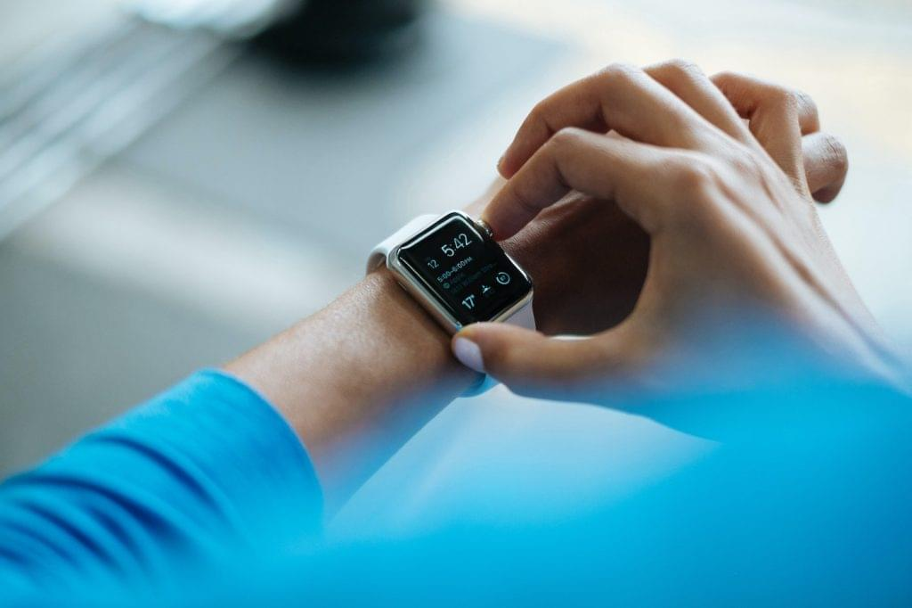 wearable tech for healthcare.