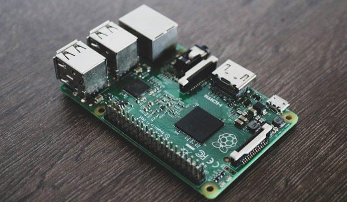 simple computers like this raspberry pi could power the IOT.