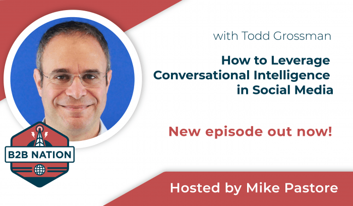 How to Leverage Conversational Intelligence in Social Media