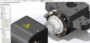 solid works cad interface