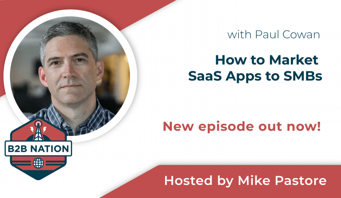 How to Market SaaS Apps to SMBs