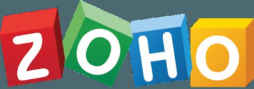 Zoho Logo.