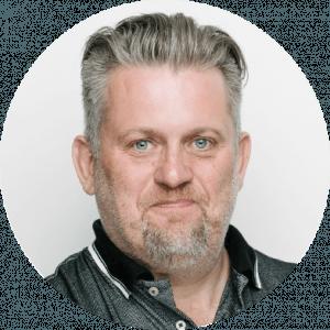 Kristjan Hauksson from Engaged AS.
