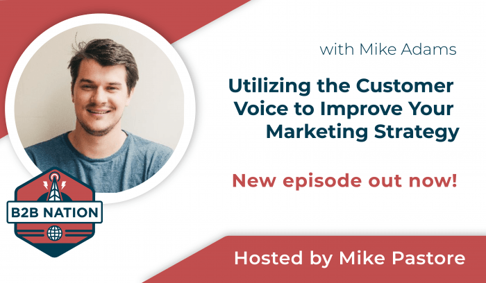 Utilizing the Customer Voice to Improve Your Marketing Strategy